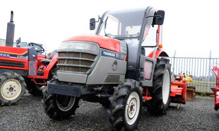 Yanmar Tractor Battery : Yanmar rs a greesko